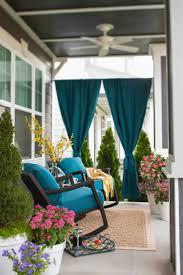 outdoor patio blinds decor
