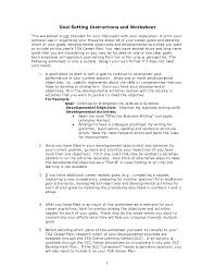 cover letter template for examples of career goals for resume resume template resume template career goals for resume examples career objective section resume career goals on
