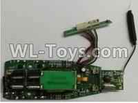 Комплектующие и аксессуары для квадрокоптеров <b>WL Toys</b> ...