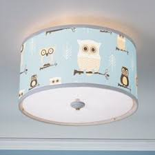 owls drum shade ceiling light this owl drum shade ceiling light will make a fun addition to your home great for a baby nursery kids room playroom baby bedroom ceiling lights