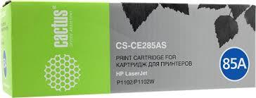 Купить <b>Картридж</b> лазерный <b>Cactus CS</b>-<b>CE285AS</b> (CE285A ...