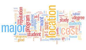 Choosing a University   Transfer Center Slide