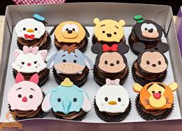 Image result for dessert tsum tsum cup cake