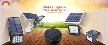 xinree <b>solar</b> light