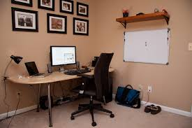 desk by chris schrier basic home office