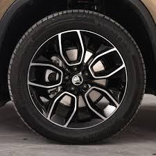 "<b>Диски легкосплавные Black bright</b> SUV 19"" для Skoda Kodiaq 2017 -"