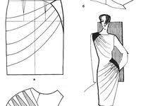 cut: лучшие изображения (418) в 2019 г. | Dress patterns, Modeling ...