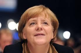 Als Angela Dorothea Kasner kommt die Kanzlerin am 17.