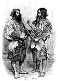 「出羽国の夷俘」の画像検索結果