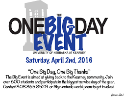 the big event set for job sites volunteers needed