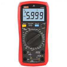 <b>UNI</b>-<b>T UT890D+</b> цифровой <b>мультиметр</b> True RMS