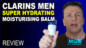 <b>Clarins Men Super</b> Moisture Balm Review | How does it compare to ...