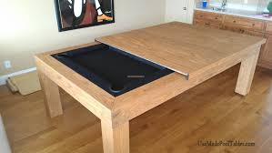 pool table dining tables: pool table and dining bination on vaporbullfl