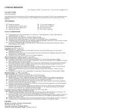 event marketing specialist resume sample quintessential livecareer click here to view this resume