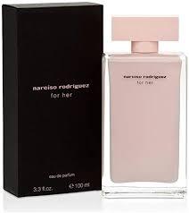 For <b>Her</b> by <b>Narciso Rodriguez</b> Eau de Parfum For Women, 100ml ...