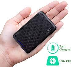 Yilear <b>Mini Power Bank 10000mAh</b> Ultra Handy Portable: Amazon ...