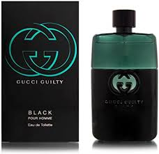 <b>Gucci Guilty</b> Homme Eau <b>de</b> Toilette Spray, <b>Black</b> 50 ml: Amazon.co ...