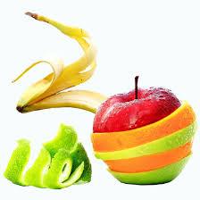 سلامتی پوست با پوست میوه