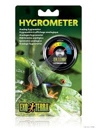 <b>Гигрометр EXO</b>-TERRA Hygrometer механический - Артикул PT ...
