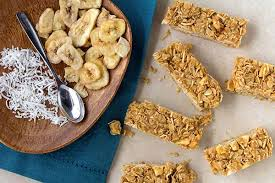 Image result for PB and Banana Granola Bars