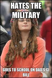 Military worship has to stop...seriously via Relatably.com