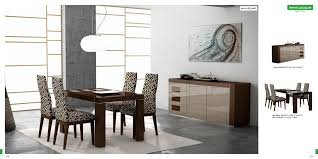Contemporary Black Dining Room Sets Black And White Fabric Chairs With Brown Wooden Legs Plus