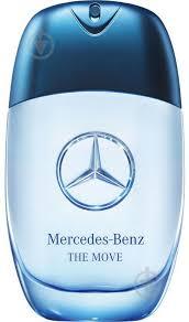 ᐉ <b>Туалетная</b> вода <b>Mercedes</b>-<b>Benz The Move</b> для мужчин 100 мл ...