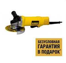 Угловая <b>шлифовальная машина DeWalt</b> DWE 4121 D4 | Купите ...
