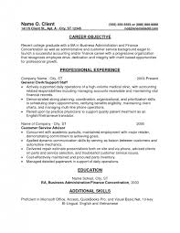entry level resume objective examples entry level sample resume entry level objective resume