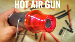 Hot air gun LS-<b>300</b> / Review and test. - YouTube