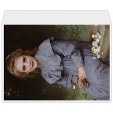 Конверт большой С4 <b>Маргаритки</b> (картина Вильяма Бугро ...