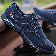 <b>Fashion</b> Denim <b>Men</b> Canvas Shoes male <b>Summer Mens</b> sneakers ...