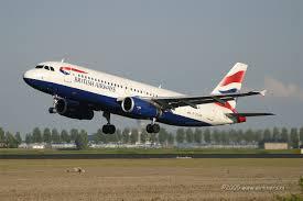 Resultado de imagen de avion british airways