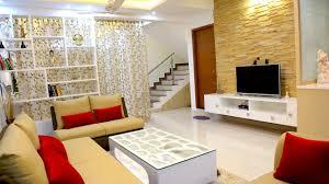 Mr Prashant Guptas Duplex House Interior Design Habitat - House hall interior design