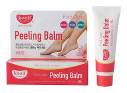 Купить <b>пилинг</b>-<b>крем для ног Foot</b> Care Peeling Blam 40г Koelf ...