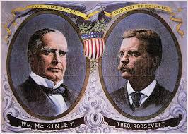 「william mckinley assassin & theodore roosevelt president」の画像検索結果