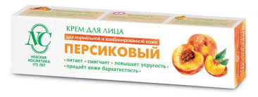 Купить <b>Крем</b> для лица «<b>Невская косметика</b>» персиковый, 40 мл с ...