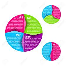 circle diagram design template royalty free cliparts  vectors  and    vector   circle diagram design template