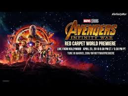 <b>Marvel</b> Studios' <b>Avengers</b>: <b>Infinity War</b> - Red Carpet World Premiere ...