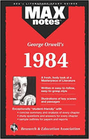 Amazon.com: George Orwell's 1984 (Max Notes) (9780878919963 ...