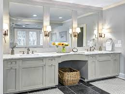 bathroom mirror lights bathroom traditional with basket bath mats black bathroom mirrors lighting