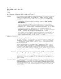 sample business resume objectives resume templates sample business resume objectives resume templates professional cv format