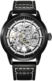 <b>Pagani Design Automatic Men's</b> Watch with Transparent Skeleton ...