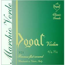 Комплект струн для скрипки 3/4-4/4 Dogal ... - www.codamusic.ru