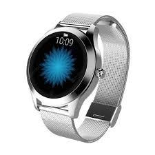 IP68 Waterproof Smart Watch Women Lovely Bracelet Heart Rate ...