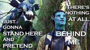 avatar film review movie reviews one of the many dangers of pandora s hostile planet