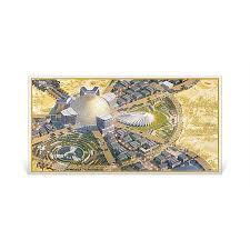 Expo 2020 Dubai - 1g <b>Gold Foil</b>