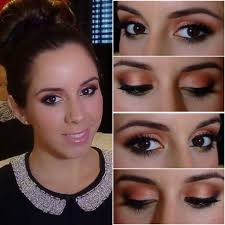 eyes dress prom makeup ideas outstanding bridle makeup pink c sunset prom makeup tutorial