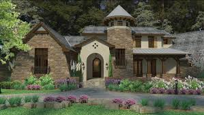 Home Plans   Inlaw Suite   Home Designs   Inlaw Suite from     Bedroom English Cottage Home Plan HOMEPW