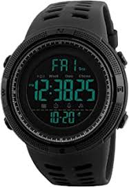 <b>Digital Men's Watches</b>